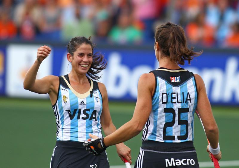 Mundial La Haya 2014 - Leonas vs. Estados Unidos