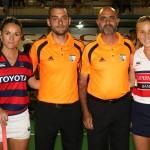 Semifinal – Marista vs Los Tordos