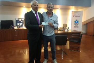 Daniel Marcellini: » Recibimos ayuda de la subsecretaria de deportes»