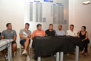 Presentación de entrenadores