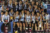 Diez años del título mundial de Las Leonas en Rosario